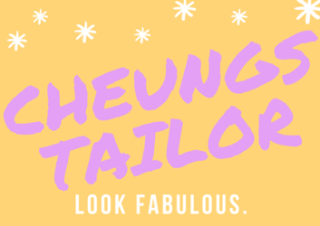 CHEUNG'S TAILOR ALTERATIONS Logo
